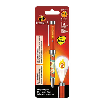 Incredibles 2 Projector Ballpoint Pen