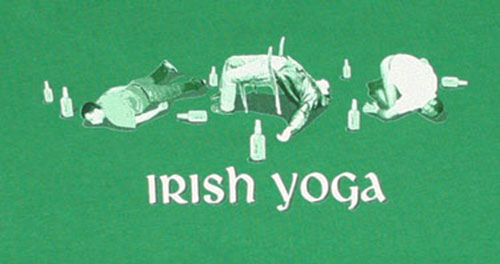 Image result for irish yoga