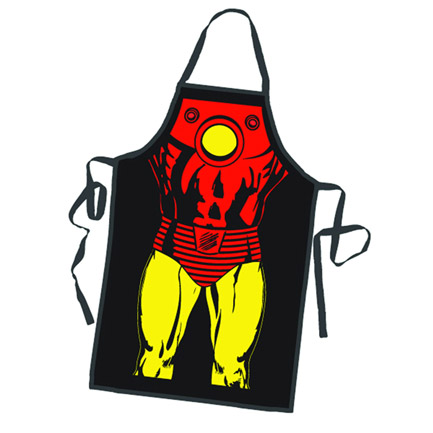 Iron Man Character Cooking Apron