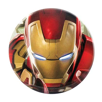 Ironman Bottle Opener Magnet