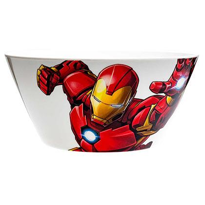 Iron Man Avengers Melamine Soup Bowl