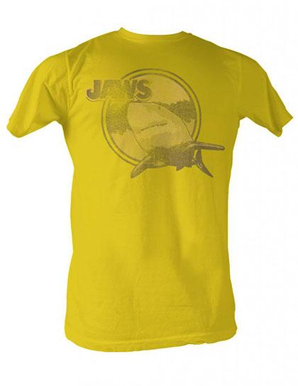 Jaws Yellow Jaws T-Shirt