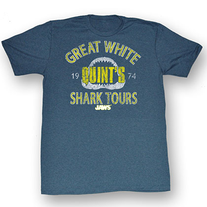 Jaws goin swimming t shirt for Jawbone fishing shirts
