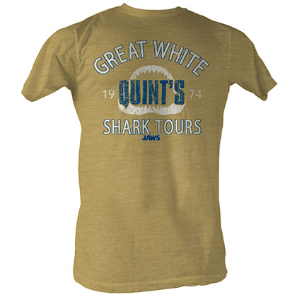 Jaws Shark Tour6 T-Shirt