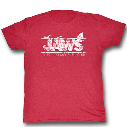 Jaws Swim Club T-Shirt