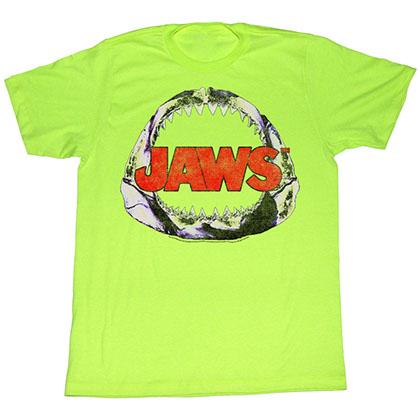 Jaws Neon Jawbone T-Shirt