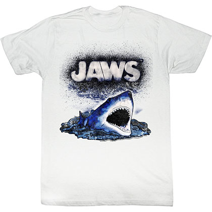 Jaws Watch Out T-Shirt