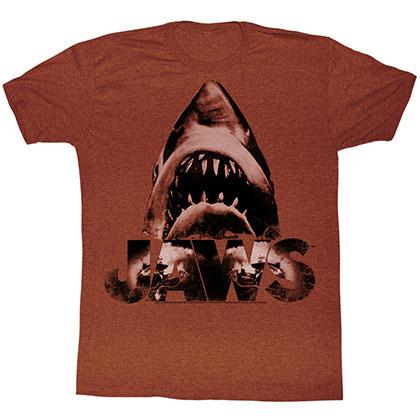 Jaws Burnt Jaws T-Shirt