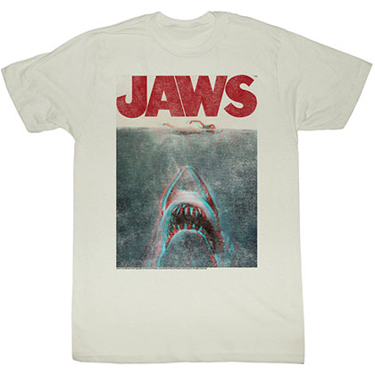 Jaws In Terrifying 3D T-Shirt