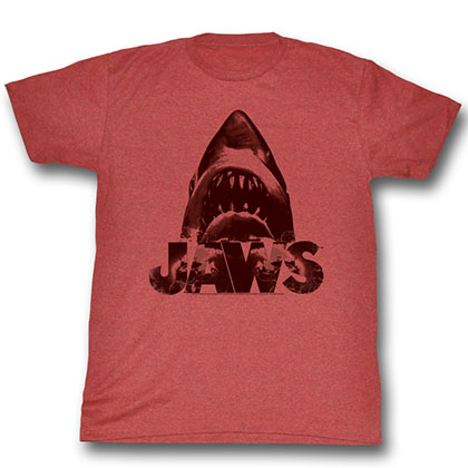 Jaws Burnt Jaws T-Shirt