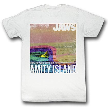 Jaws jawbreaker t shirt for Jawbone fishing shirts