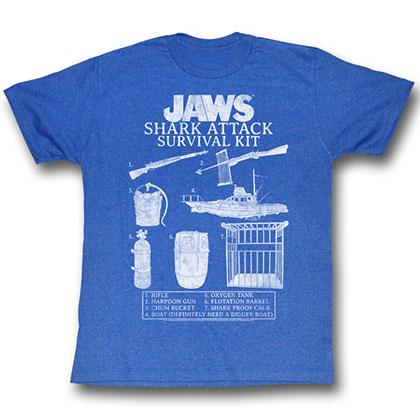 Jaws Survival Kit 2 T-Shirt
