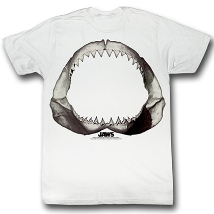 Jaws Jaws Literally T-Shirt