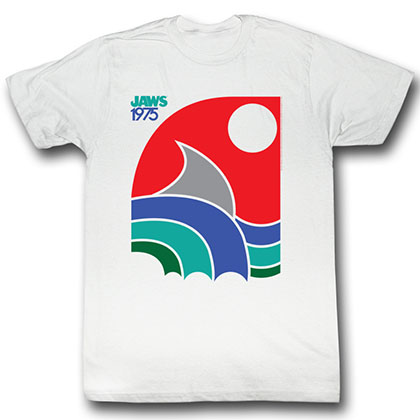 Jaws 70Sjaws T-Shirt
