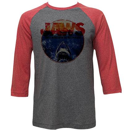 Jaws Omg Again T-Shirt
