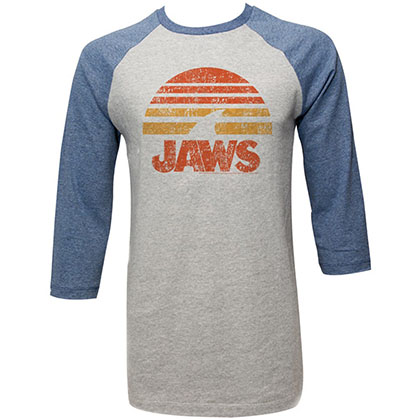 Jaws Shark Sun T-Shirt