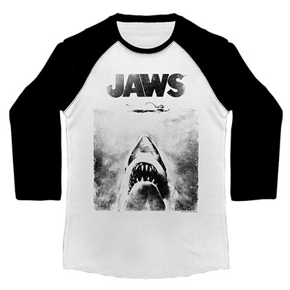 Jaws Bnw T-Shirt