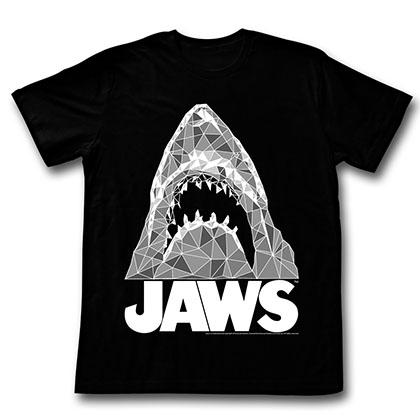 Jaws Geometric Sharks T-Shirt