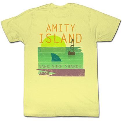 Jaws Sandsurfsharks T-Shirt