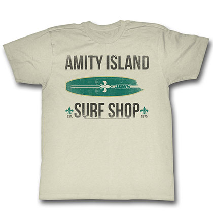 Jaws Surf Shop T-Shirt