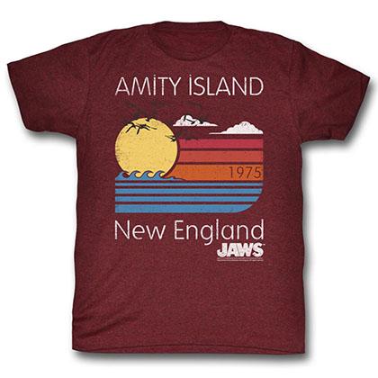 Jaws Sunset T-Shirt