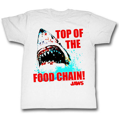 Jaws Top Dawg T-Shirt