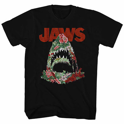 Jaws Inferior Black TShirt