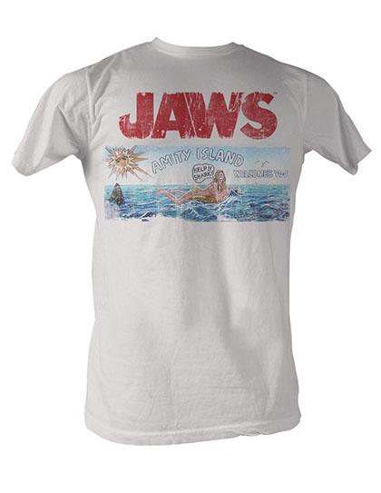 Jaws Jaws Island T-Shirt