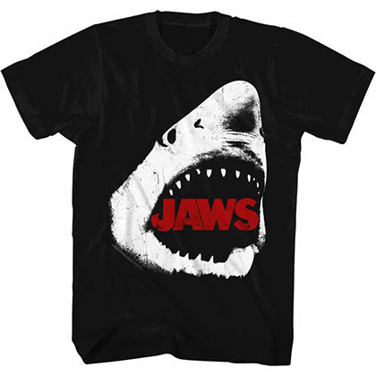 Jaws Comin For U Black T-Shirt