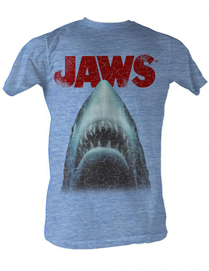 Jaws Stressed Out T-Shirt