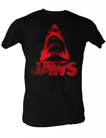 Jaws Red J T-Shirt