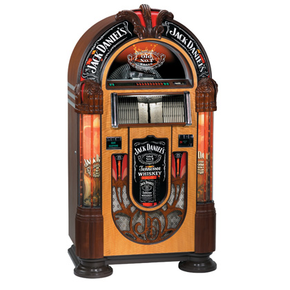 Jack Daniel's CD Jukebox