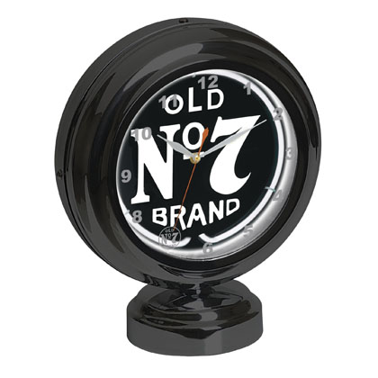 Jack Daniel's Table Top Clock