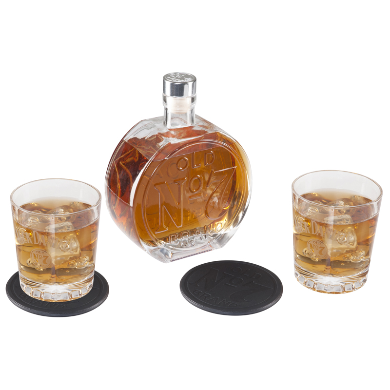 Jack Daniel's Decanter Set