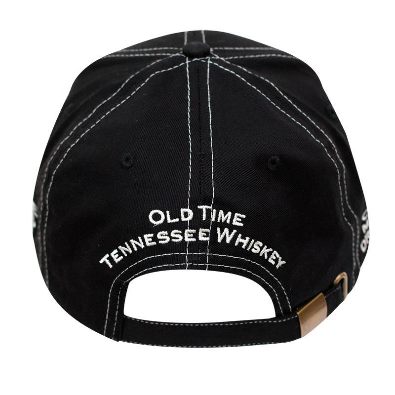 Jack Daniels Black Tennessee Whiskey Baseball Hat