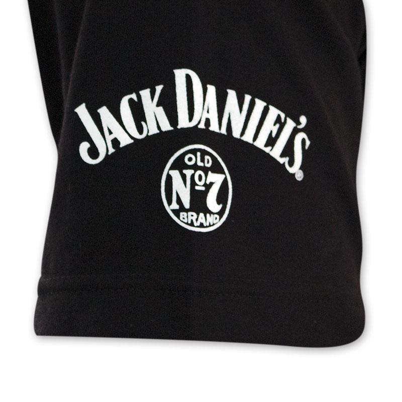 Jack Daniels American Flag T-Shirt
