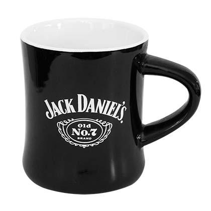 Jack Daniels Black Diner Mug