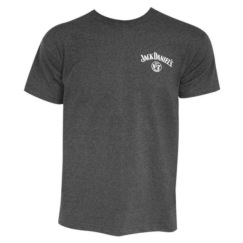 Jack Daniels Men's Black The Best We Can T-Shirt