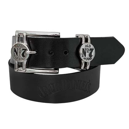 Jack Daniels Whiskey Old No 7 Buckle Belt