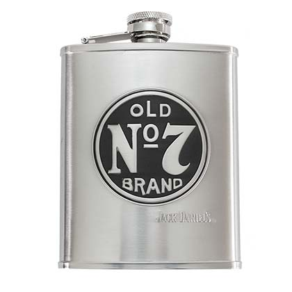 JD OLD NO 7 6 OZ FLASK PLACEHOLDER