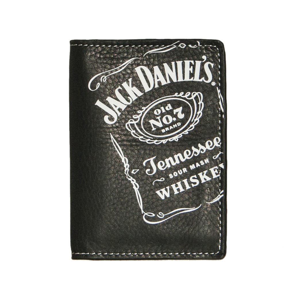 Jack Daniels Old No. 7 Trifold Wallet