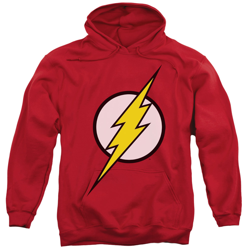 The Flash Classic Logo Men's Hoodie