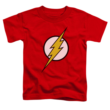 The Flash Logo Toddlers Tshirt