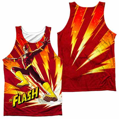 The Flash Lightning Fast Sublimation Tank Top