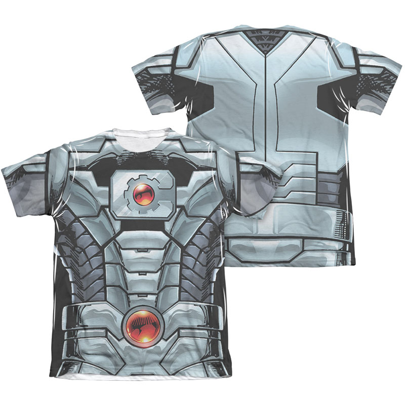 Cyborg Two-Sided Costume Sublimation T-Shirt