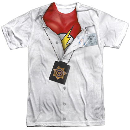 The Flash Hidden Costume Men's Tee