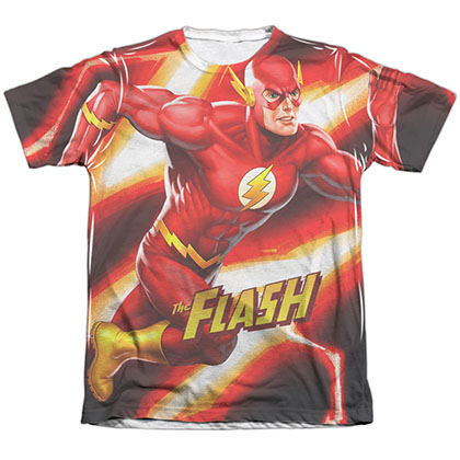 The Flash Speed Bolt Sublimation T-Shirt
