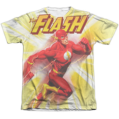 The Flash Motion Blur Sublimation T-Shirt