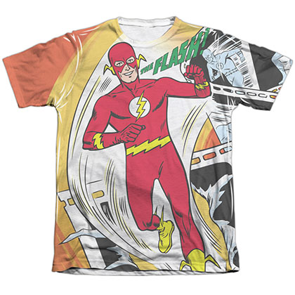The Flash Film Strip Sublimation T-Shirt