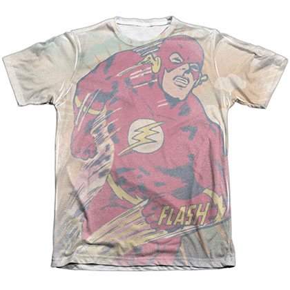 The Flash Daytime Run Sublimation T-Shirt